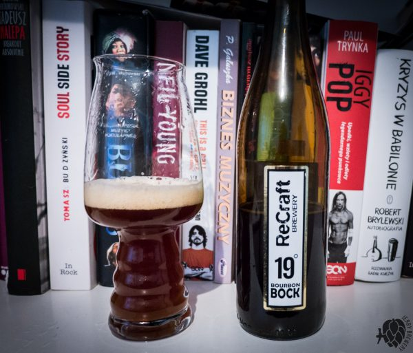 ReCraft 19 Bourbon Bock