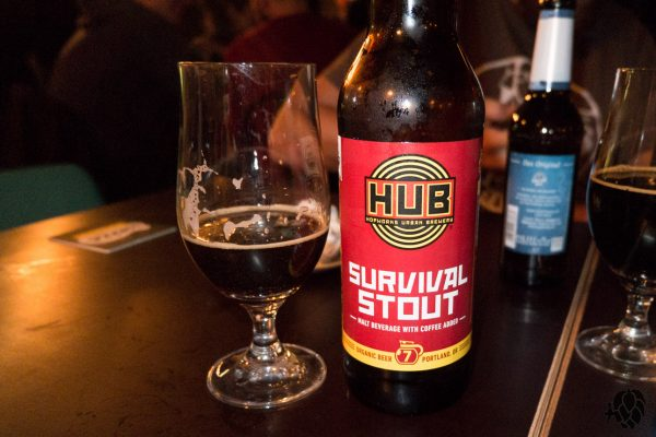 Survival Stout Hopworks