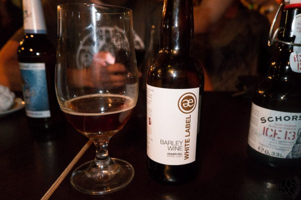 White Label Barley Wine BA Emelisse